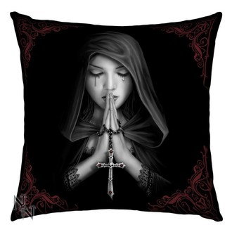 pillow ANNE STOKES - Cushion Gothic Prayer, ANNE STOKES