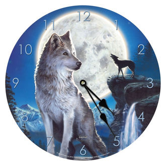 clock Blue Moon