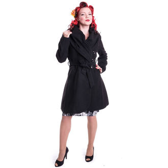 coat women's POIZEN INDUSTRIES - Lynn - Black