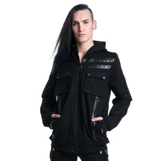spring/fall jacket men's - Vallium - POIZEN INDUSTRIES - POI083