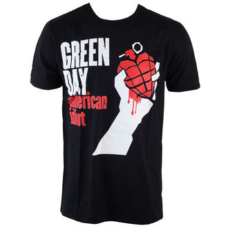 t-shirt men Green Day - American Idiot - ROCK OFF - GDTS12MB