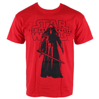 t-shirt men STAR WARS VII - Hernia Ren Standing Fotl - LIVE NATION - PE12620TSCP