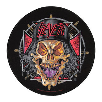 patch large Slayer - Wehrmacht Circular - RAZAMATAZ, RAZAMATAZ, Slayer