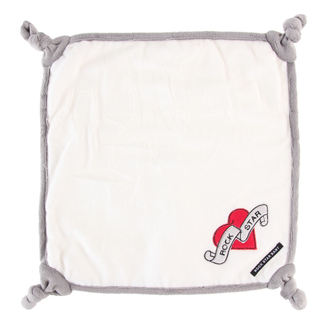 snuggle blanket (tuttle) ROCK STAR BABY - Heart a wings, ROCK STAR BABY