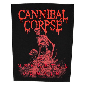 patch large Cannibal Corpse - A Skeletal Domain - RAZAMATAZ, RAZAMATAZ, Cannibal Corpse