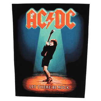 patch large AC / DC - Let There Be Rock - RAZAMATAZ - BP1012