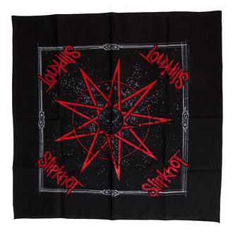 kerchief Slipknot - Nine Pointed Star - RAZAMATAZ, RAZAMATAZ, Slipknot
