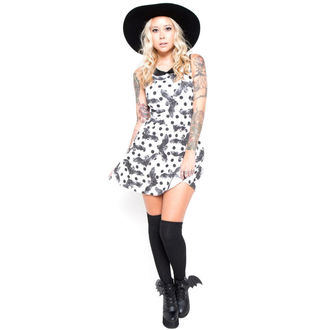 dress women IRON FIST - Nocturnal - White - LC003621