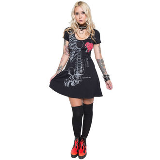 dress women IRON FIST - Wishbone II - Black - IF003752