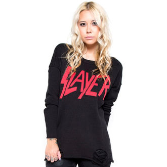 sweater women's IRON FIST - Slayer Torn - IF003703