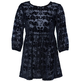 dress women IRON FIST - Bat Royalty - Black - LC003622