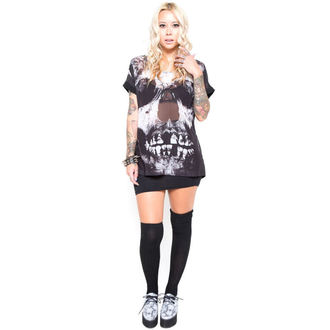shirt women's IRON FIST - Loose Tooth - Black - IF003660