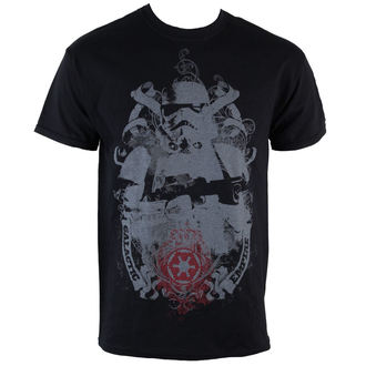 film t-shirt men's Star Wars - Galactic Empire - PLASTIC HEAD - PH8124