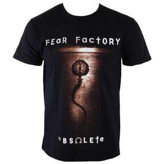 t-shirt metal men's Fear Factory - Obsolete - PLASTIC HEAD - PH9212