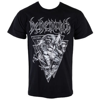 t-shirt metal men's Behemoth - Behemoth - PLASTIC HEAD - PH9214