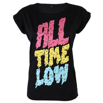 t-shirt metal women's All Time Low - Melted - PLASTIC HEAD, PLASTIC HEAD, All Time Low