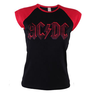 t-shirt metal women's AC-DC - Higway Lightning - PLASTIC HEAD - PH9287G