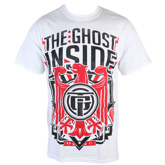 t-shirt metal men's The Ghost Inside - Eagle Crest - KINGS ROAD - 1662