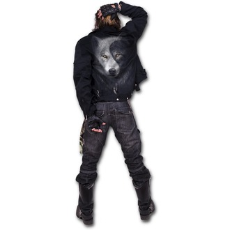 spring/fall jacket men's - Wolf Chi - SPIRAL - T118M651