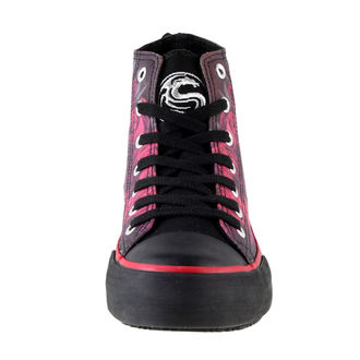 high sneakers women's Blood Rose - SPIRAL, SPIRAL