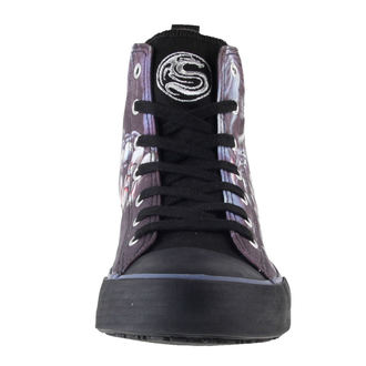 high sneakers men's - Game Over - SPIRAL - T026S001