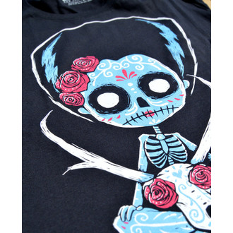 t-shirt hardcore women's - Pronghorn Catrina - Akumu Ink - 7TW18