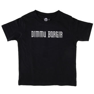 t-shirt metal children's Dimmu Borgir - Logo - Metal-Kids - MK229
