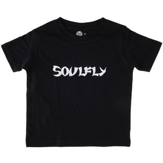 t-shirt metal children's Soulfly - Logo - Metal-Kids - MK230