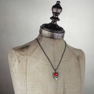 necklace ALCHEMY GOTHIC - Flame-Brain - ULP42