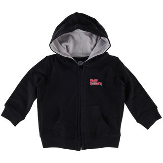 hoodie children's Iron Maiden - Logo - Metal-Kids - 469-39-8-37