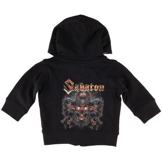 hoodie children's Sabaton - Metalizer - Metal-Kids, Metal-Kids, Sabaton