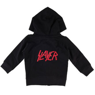 hoodie children's Slayer - Logo - Metal-Kids, Metal-Kids, Slayer