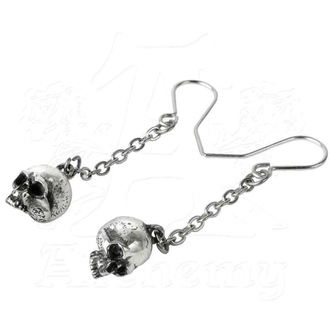 earrings ALCHEMY GOTHIC - Deadskulls Earrings - E364