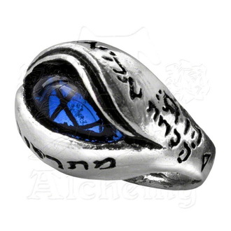 ring ALCHEMY GOTHIC - Angels Eye - R124