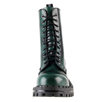boots ALTER CORE - 10 eyelet - 351 - Green Rub-Off
