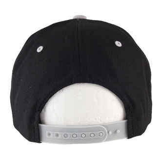 cap BLACK HEART - Cross - Black - BH005