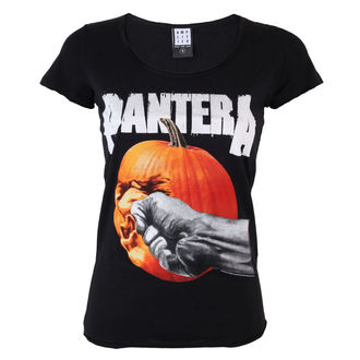 t-shirt metal women's Pantera - Pumpkin Pinch - AMPLIFIED - AV601PMP