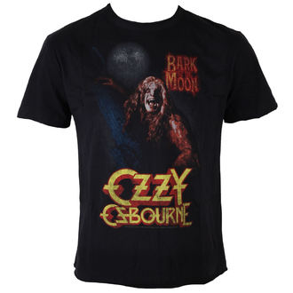 t-shirt metal men's Ozzy Osbourne - Bark At The Moon - AMPLIFIED - AV210BAM