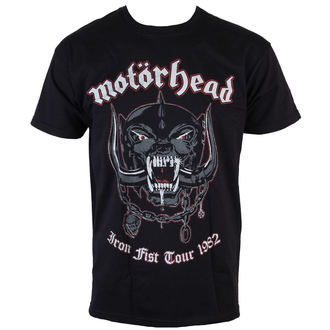 t-shirt men Motörhead - Grey Warpig - ROCK OFF - MHEADTEE32MB