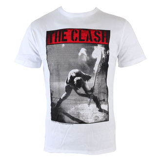 t-shirt metal men's Clash - Calling - AMPLIFIED - AV210
