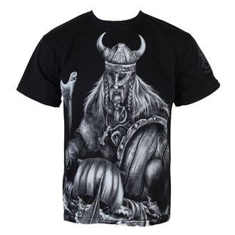 t-shirt men's - Warrior&Drakkars - ALISTAR - ALI170