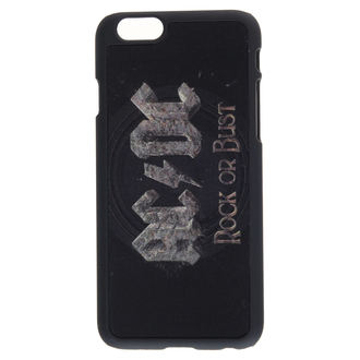 cover to cell phone AC / DC - iPhone6 - F.B.I.., F.B.I., AC-DC