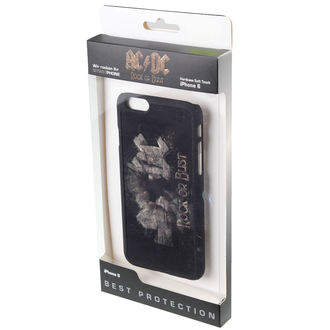 cover to cell phone AC / DC - iPhone6 - F.B.I.. - 3010300
