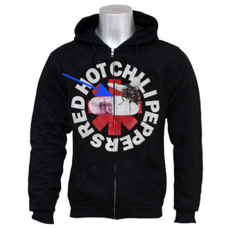 hoodie men Red Hot Chili Peppers - With You - Bravado - DAMAGED - N278