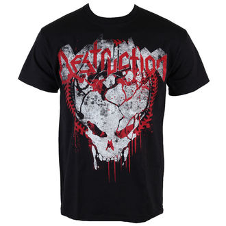 t-shirt metal men's Destruction - Grind Skull - ART WORX - 187727