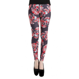 pants women (leggings) PAMELA MANN - Avril - Black - PM200