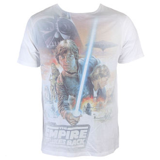film t-shirt men's Star Wars - Luke Skywalker Sublimation - INDIEGO - Indie0299