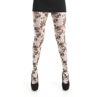 tights PAMELA MANN - Comic Grunge Printed - Multi, PAMELA MANN