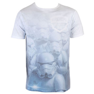 film t-shirt men's Star Wars - Stormtrooper Sublimation - INDIEGO, INDIEGO