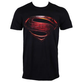 film t-shirt men's Superman - Man Of Steel - INDIEGO - Indie5752